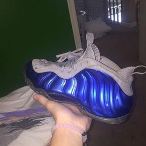 """Nike Foams """"candy blue"""""""